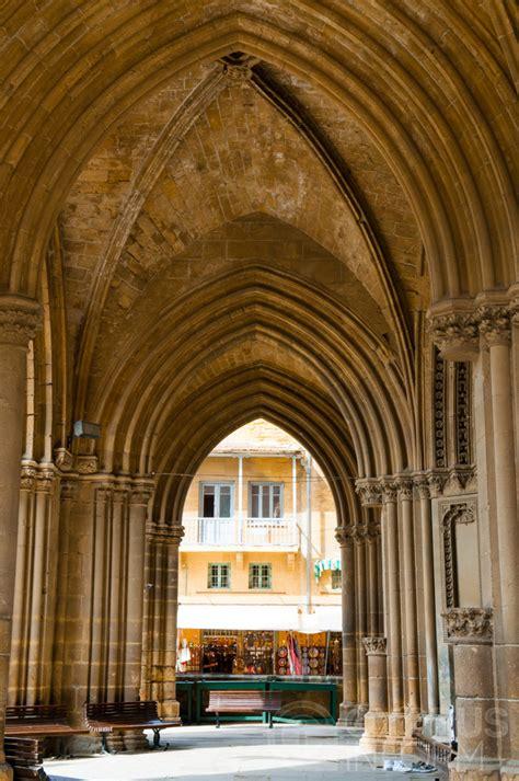 saint sophia cathedral  cyprus  journal cyprus