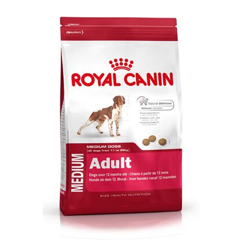cuisine complet royal canin medium complete food 15kg feedem