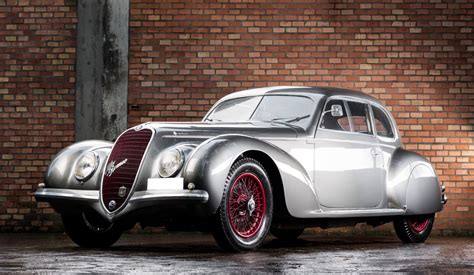 1939 Alfa Romeo 6c 2500 Sport Related Infomation