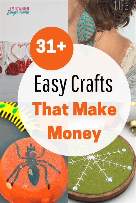 easy crafts   money easy craft projects