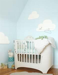 Baby Blau Farbe : wandfarben und farbgestaltung im babyzimmer ~ Markanthonyermac.com Haus und Dekorationen