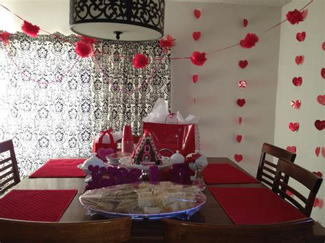 room decorating ideas for valentines day romantic rooms for valentine day home decor waplag cheerful diy dining room decoration