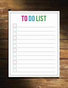 cool to do list template - free to do list printable design eat repeat