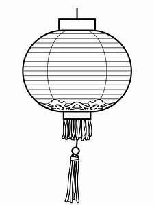 Chinese Lantern Coloring Sheet #ChineseNewYear # ...