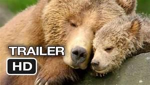 Bears Trailer 2  2013  - Disneynature Documentary Hd