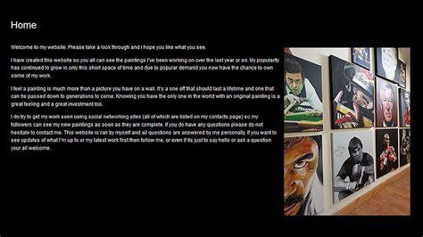 jay connolly art artist gallery portfolio website stenet