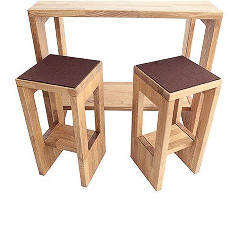 Barhocker Und Tisch by Barhocker Trend In Eiche Massiv Ge 246 Lt
