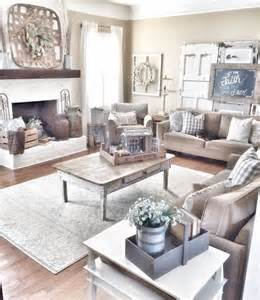farmhouse livingroom 45 comfy farmhouse living room designs to digsdigs