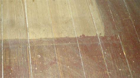 on finishing unfinished pine flooring conditioner