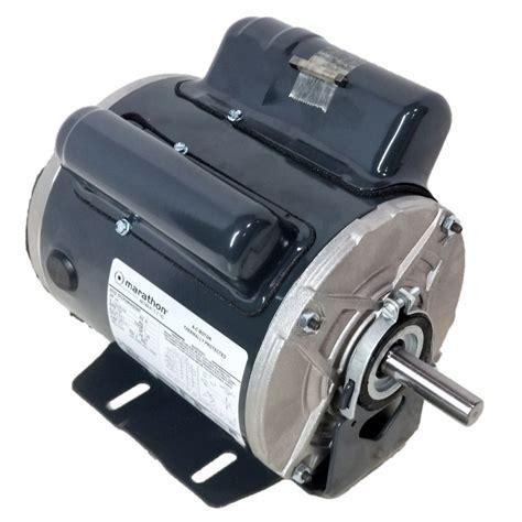 Electric Motor Dealers by Marathon C1303 75 Hp 1725 Rpm 115 208 230 Volts Tenv