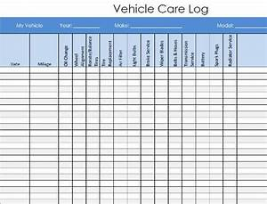 Automobile Maintenance Record Vehicle Maintenance Log Pdf Http Www Lonewolf Software