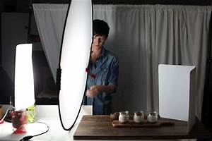 Shooting Tips | Cheap Artificial Lighting For Food Photography