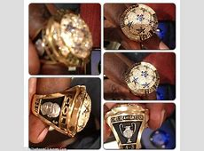 Didier Drogba buys tacky rings for Chelsea teammates as