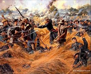 Famous Civil War Art | www.imgkid.com - The Image Kid Has It!