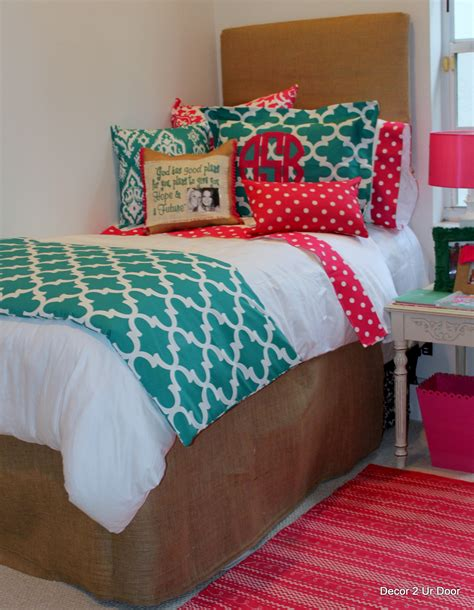 Cute Bedding Sets For College Home Ideas