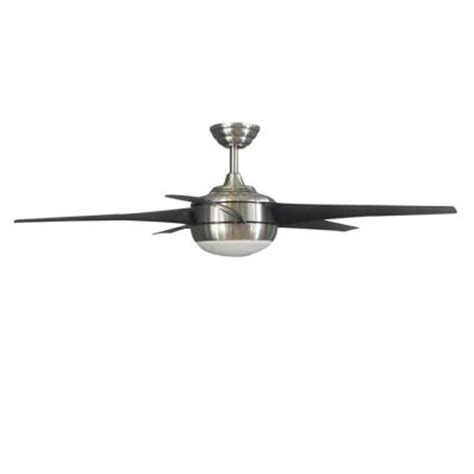 home decorations collections ceiling fans home decorators collection windward iv 52 in brushed