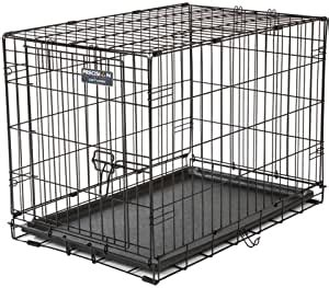 amazoncom precision pet care  door  crate