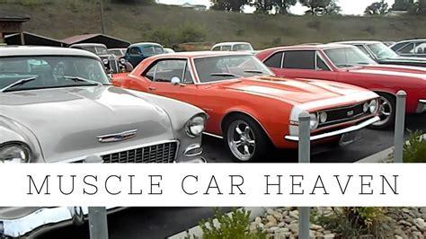 classic muscle car dealership   smokey mountains
