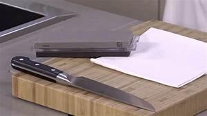 Comment Aiguiser Un Couteau : technique pour aiguiser un couteau la pierre ~ Melissatoandfro.com Idées de Décoration