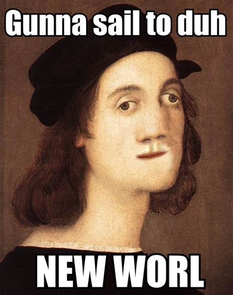 Christopher Columbus Memes - christopher columbus sails to the new worl didney worl know your meme