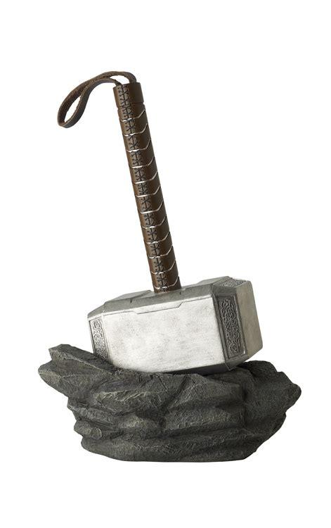 portfolio resin figures thor hammer mucklefiguren