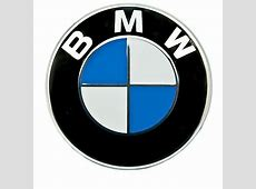BMW Blue White Logo 82mm Boot Bonnet Emblem Badge