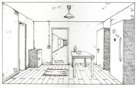 dessin en perspective d une chambre perspective d 39 une chambre dessin gascity for