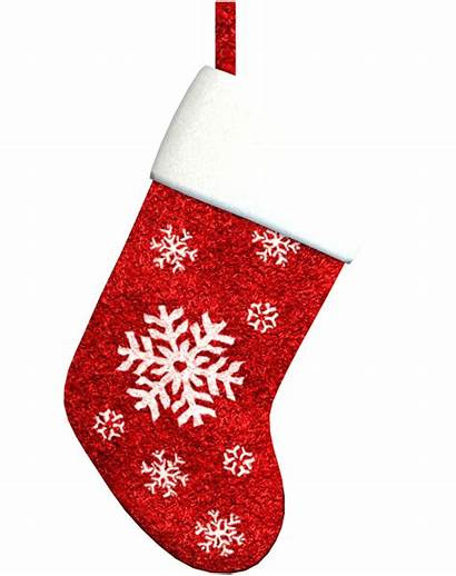 Stocking Christmas Transparent Clipart Background Clip Stockings