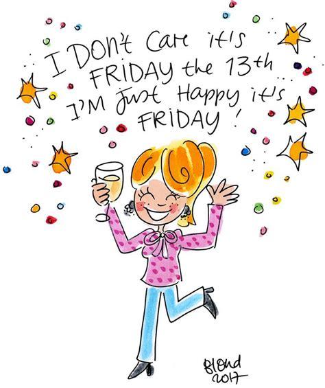 Is het nu een geluksdag of niet? Vrijdag de 13e   Blond-Amsterdam