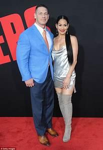 Nikki Bella and John Cena aren't 'officially' back ...