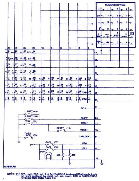 keyboard wiring diagram 23 wiring diagram images