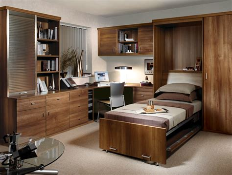 Space Saving Fitted Wall Bed