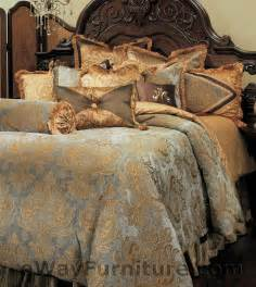 12 pc reversible elizabeth master bedroom luxury bedding set by aico 949 00 picclick