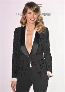 Heidi Klum Harper Bazaar Celebrates Most