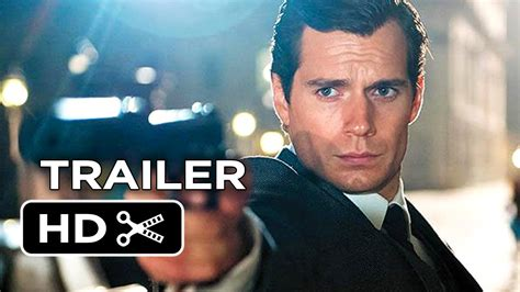 The Man From U.n.c.l.e. Official Trailer #1 (2015)