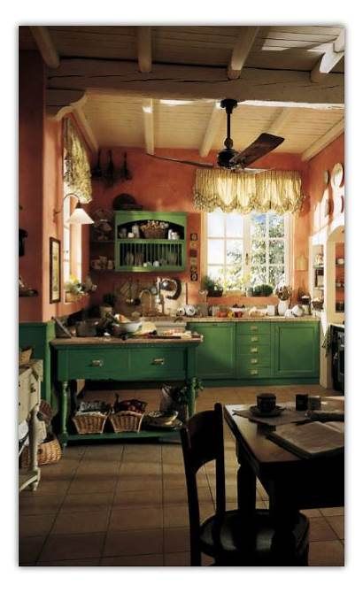 Kitchen Fashioned Country