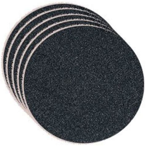 "6.5"" Sandpaper Sheets (36 Grit) for use with the 17"