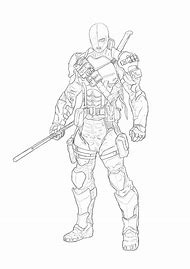 deathstroke coloring pages Best Deadpool Coloring Pages   ideas and images on Bing   Find  deathstroke coloring pages