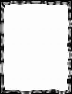 Simple Border Clipart | Clipart Panda - Free Clipart Images