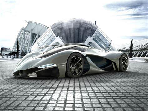 LaMaserati Concept - Car Body Design