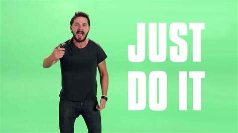 """""""JUST DO IT"""" Shia LaBeouf Most Intense Motivational Speech"""