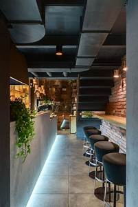 eye catching coffee shop design ideas that draw in