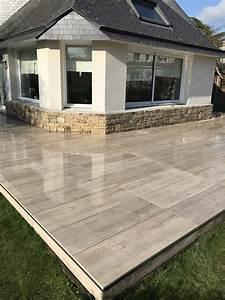 Terrasse Sur Plot : carrelage sur plots an oriant sols ~ Melissatoandfro.com Idées de Décoration