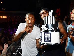 Photos: Pharrell Williams hosts MAGIC party at Pure in ...