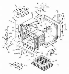 Ge Built In Oven Door Parts
