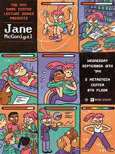 The NYU Game Center and Games for Change Present: Jane ...