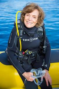 A Carbon Sink by Dr Sylvia Earle Attends Cop21 In Paris To Inject Ocean
