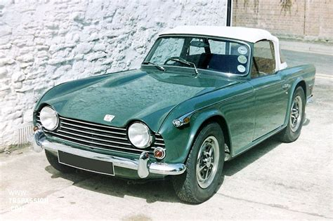 pin by thomasson on tr4a cars