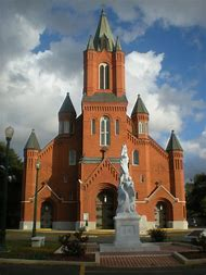 Beautiful Catholic Churches in Louisiana