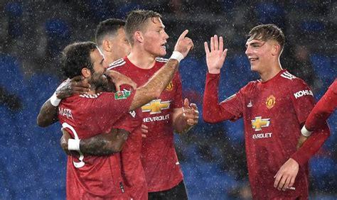 Man Utd player ratings as fringe stars shine in ...